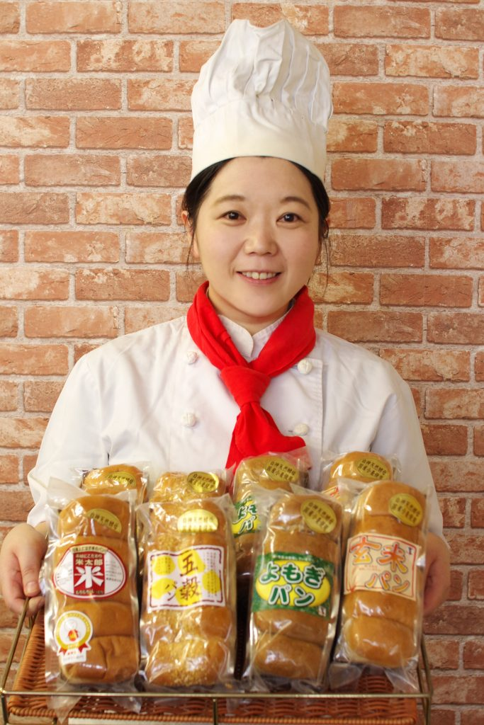 ベーキングヘルシーピーターパンの健康パン